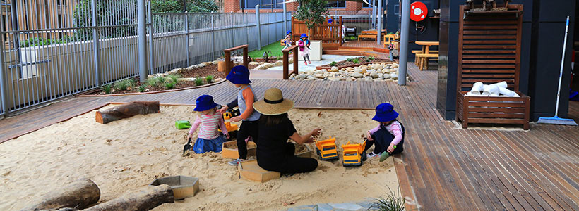 Queens View - Market Street Early Learning Centre - Child Care Sydney