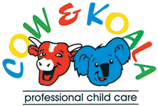 Cow  KoalaProfessional Child Care - Child Care Sydney