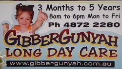 Gibbergunyah Long Day Care Centre - Child Care Sydney