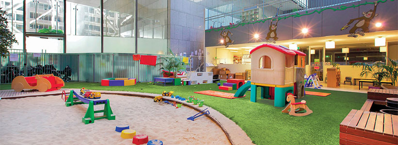 Castlereagh Street Early Learning Centre - Child Care Sydney